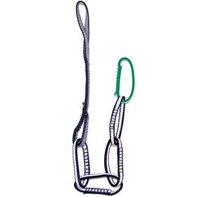 Metolius PAS Personal Anchor System 22kN, czarny/zielony